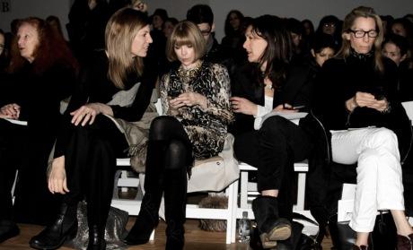 Vogue editor: Anna Wintour