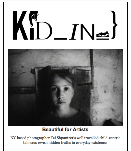 Photos In Kid-In Mag